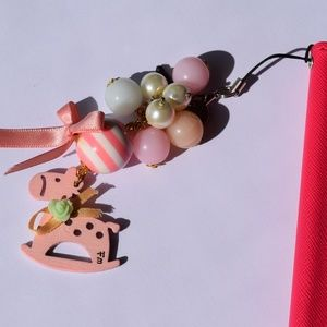 Flower Mark Other - Cell Phone Charm/Strap
